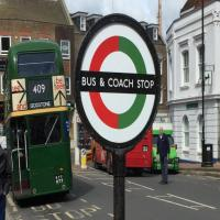 Bus Journey Blog Blitz