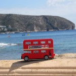 Take a Bus Ride to Spain - Lego Adventure