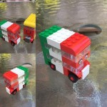 The Lego Italian Job