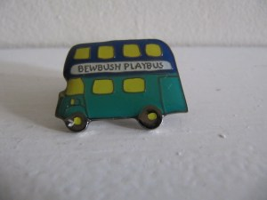 Bus badge