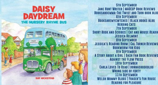 Daisy Daydreams - Blog Tour