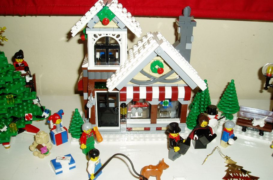 Lego Toy Shop