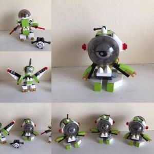 Lego Mixels - the Orbitons